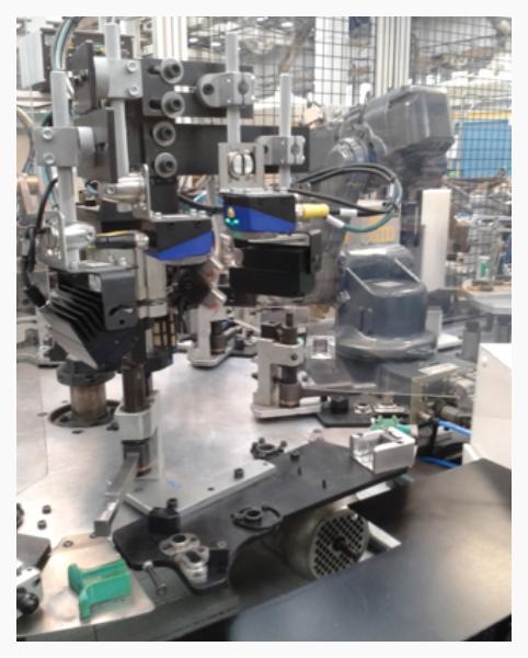 Fabricación Maquinaria Industrial